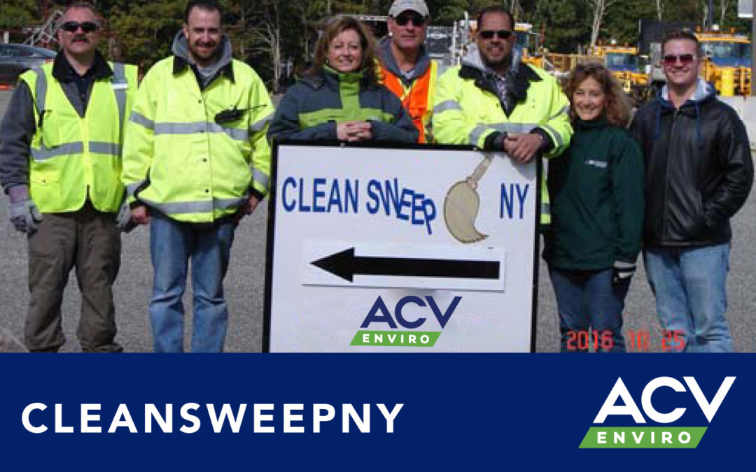 ACV Enviro Participates in CleanSweepNY