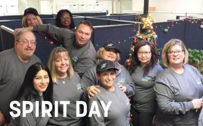 Spirit Day 2016