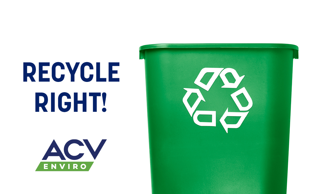 Are You Recycling Right?