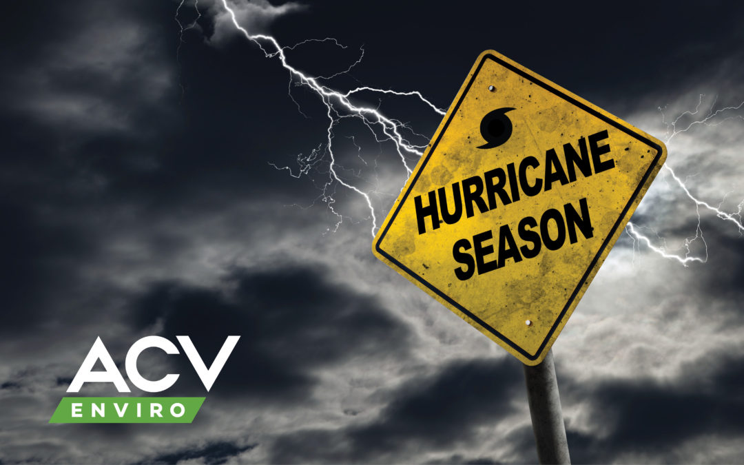 IT IS HURRICANE SEASON, IS YOUR BUSINESS PREPARED?