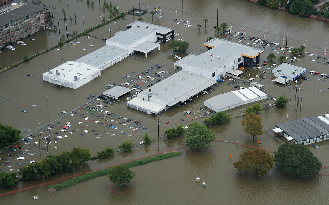 Helping With Hurricane Relief Efforts