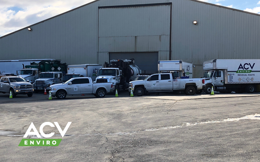 ACV Enviro's Emergency Response Team is at it again!