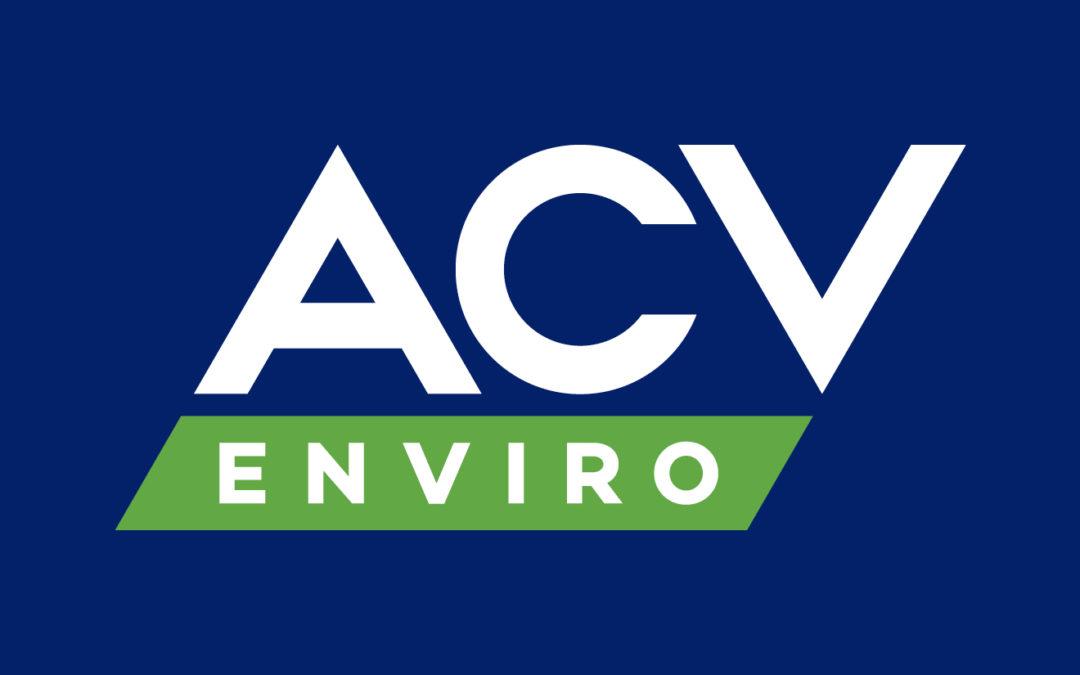 Announcing ACV Enviro