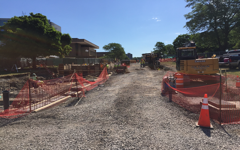 ACV Enviro's Sewer Division Helps Facilitate Critical Timeline for University Project