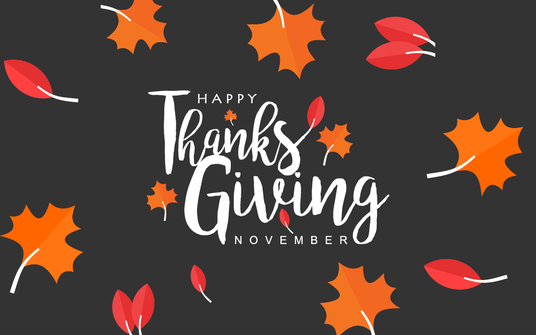 Season of Thankfulness And Blessings