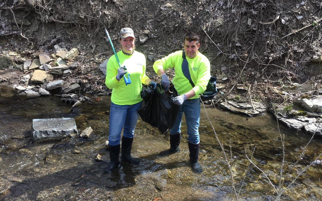 Saw Mill Run Stream Cleanup