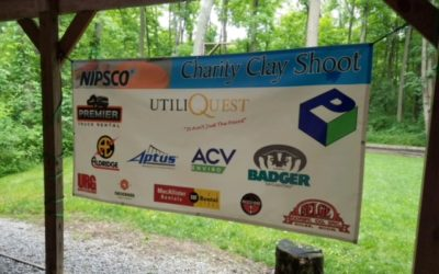 Nipsco's Charity Clay Shoot
