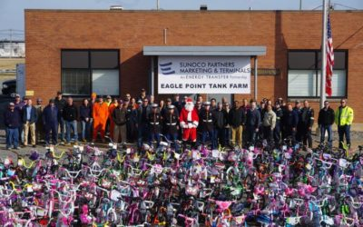 ACV Enviro Proudly Supports Toys For Tots Foundation