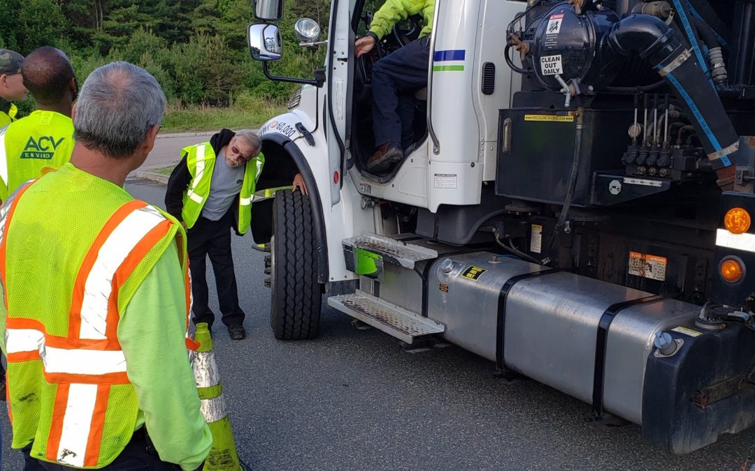 The CVSA's International Road Check Begins Soon