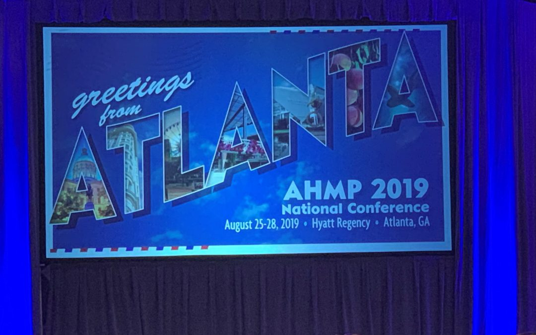 ACV Enviro Attends AHMP 2019 National Conference