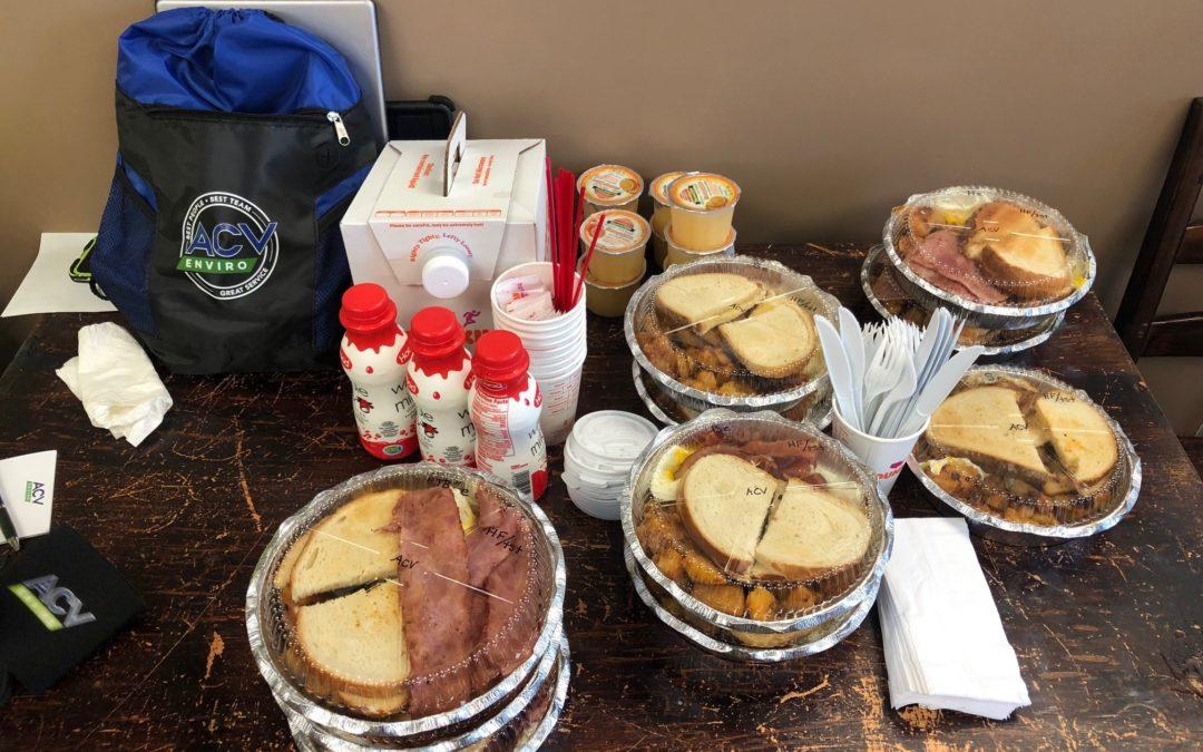 Breakfast On HR