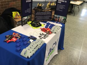 middlesex community college recruiting event table 2