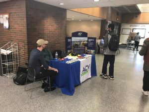 middlesex community college recruiting event visitor 2