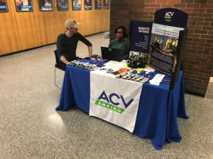 middlesex community college recruiting event visitor