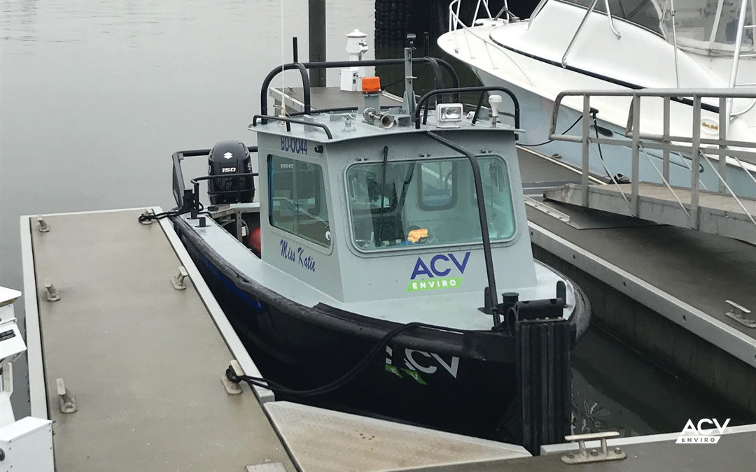 ACV Enviro Expands Marine Services in New Jersey and Launches Additional Fleet