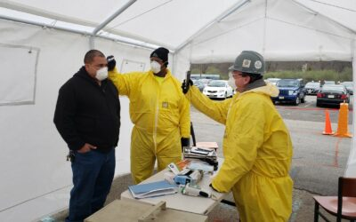 ACV Enviro IS ON THE FRONT LINES OF THE COVID-19 OUTBREAK DECONTAMINATING AND GETTING AMERICA BACK TO WORK