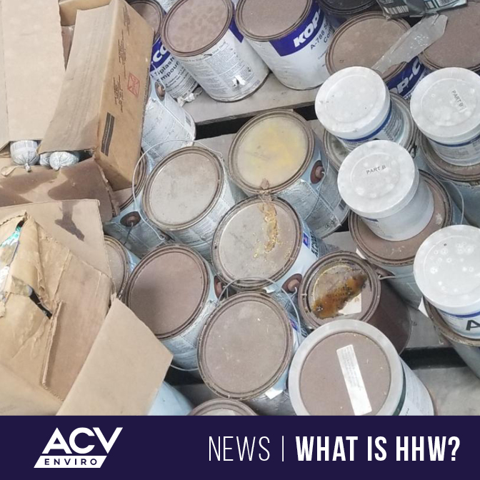 What is HHW?